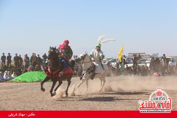 تعزیه هیئت علمدار کربلا در روستای ناصریه رفسنجان20