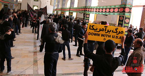 روز عاشورا و سیزدهم آبان مسجد جامع رفسنجان (8)