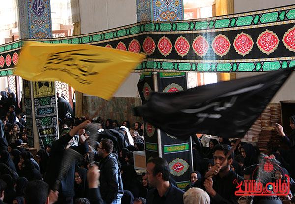 روز عاشورا و سیزدهم آبان مسجد جامع رفسنجان (9)