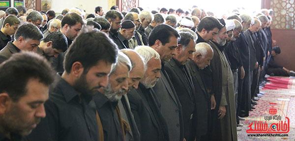روز عاشورا و سیزدهم آبان مسجد جامع رفسنجان