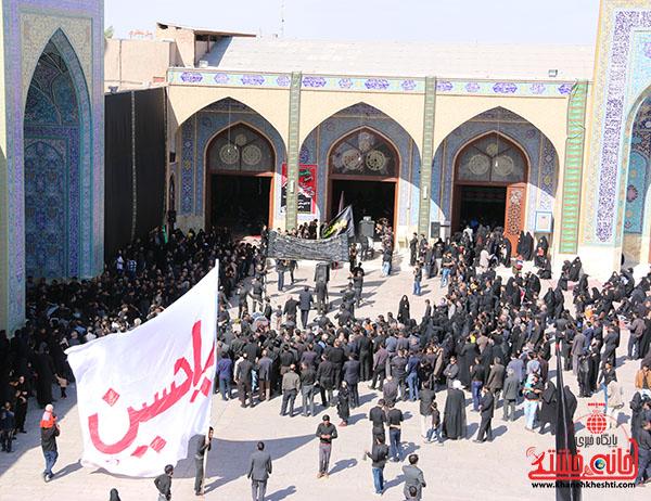 روز عاشورا و سیزدهم آبان مسجد جامع رفسنجان10