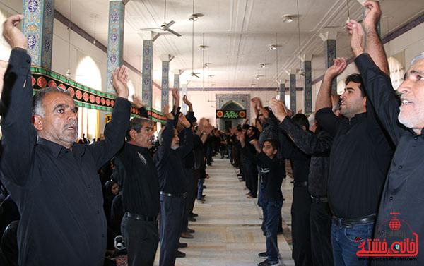 روز عاشورا و سیزدهم آبان مسجد جامع رفسنجان15