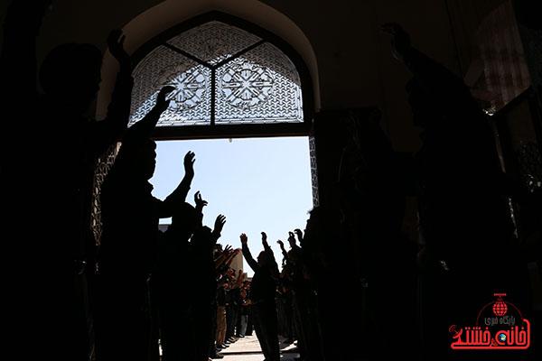 روز عاشورا و سیزدهم آبان مسجد جامع رفسنجان16