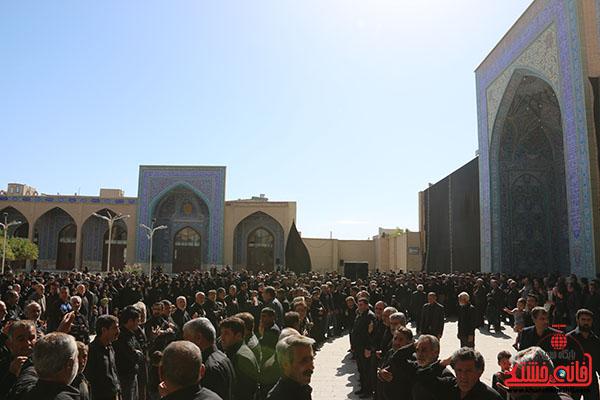 روز عاشورا و سیزدهم آبان مسجد جامع رفسنجان18
