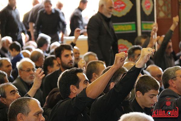 روز عاشورا و سیزدهم آبان مسجد جامع رفسنجان2