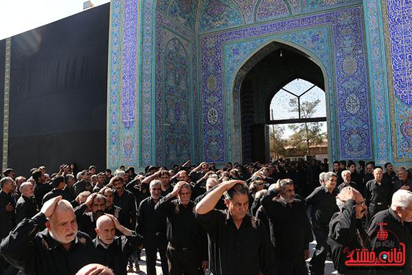 روز عاشورا و سیزدهم آبان مسجد جامع رفسنجان21