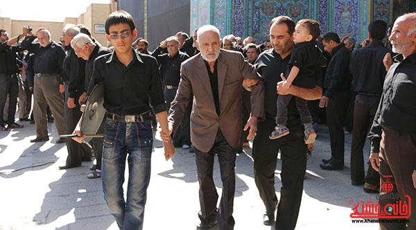 روز عاشورا و سیزدهم آبان مسجد جامع رفسنجان22