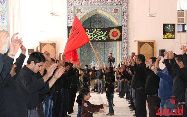 روز عاشورا و سیزدهم آبان مسجد جامع رفسنجان26