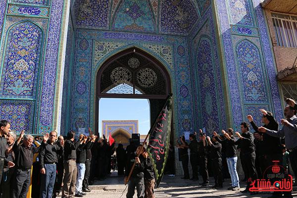 روز عاشورا و سیزدهم آبان مسجد جامع رفسنجان27