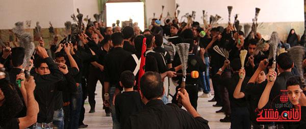 روز عاشورا و سیزدهم آبان مسجد جامع رفسنجان28