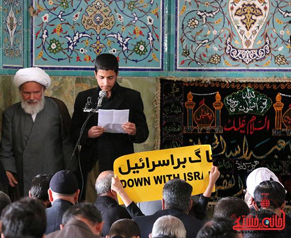 روز عاشورا و سیزدهم آبان مسجد جامع رفسنجان3