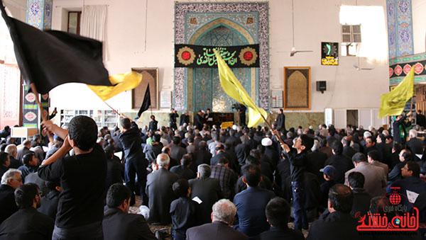 روز عاشورا و سیزدهم آبان مسجد جامع رفسنجان4