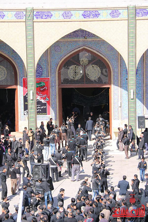 روز عاشورا و سیزدهم آبان مسجد جامع رفسنجان8