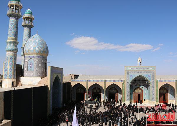 روز عاشورا و سیزدهم آبان مسجد جامع رفسنجان9