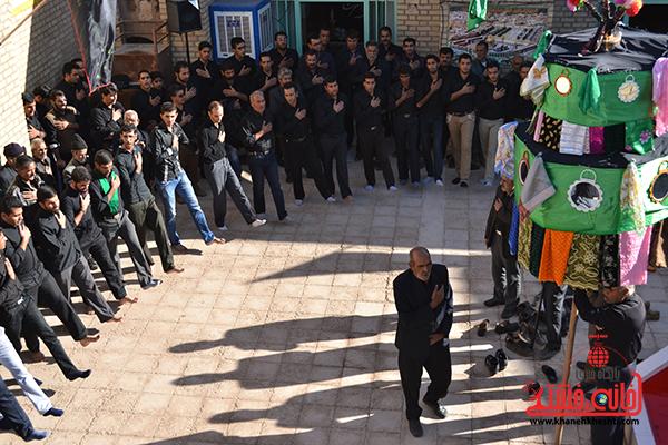 عزاداری ابا عبدالله الحسین در روستای هرمز آباد رفسنجان6