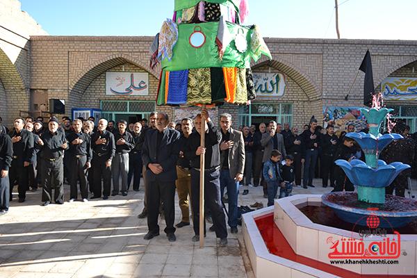 عزاداری ابا عبدالله الحسین در روستای هرمز آباد رفسنجان9