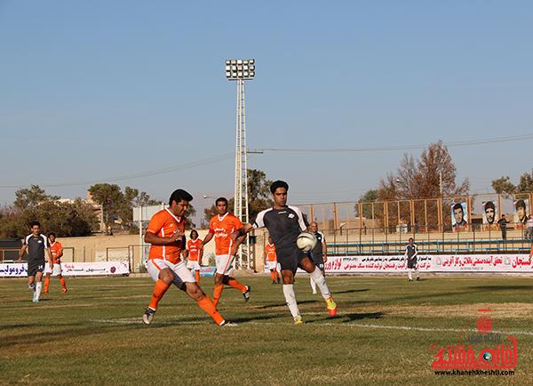 مسابقات فوتبال مس رفسنجان با رسانه ورزش