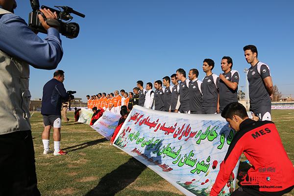مسابقات فوتبال مس رفسنجان با رسانه ورزش19