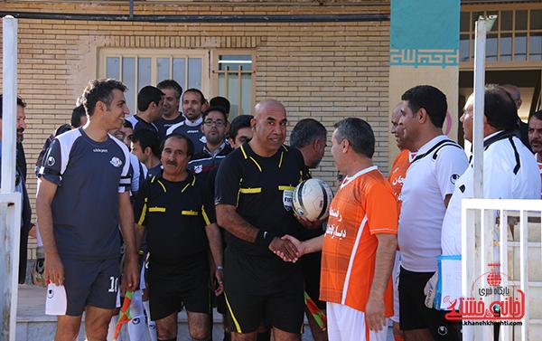 مسابقات فوتبال مس رفسنجان با رسانه ورزش20