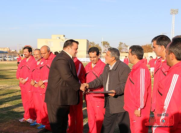 مسابقات فوتبال مس رفسنجان با رسانه ورزش28