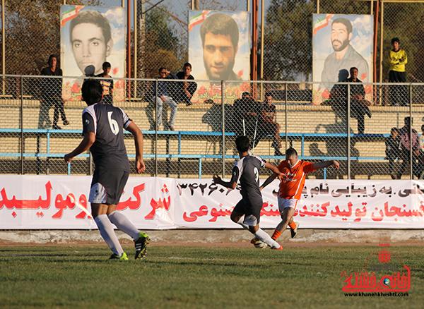 مسابقات فوتبال مس رفسنجان با رسانه ورزش31