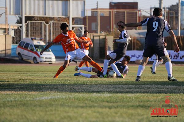 مسابقات فوتبال مس رفسنجان با رسانه ورزش33