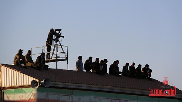 مسابقات فوتبال مس رفسنجان با رسانه ورزش36