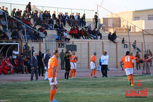 مسابقات فوتبال مس رفسنجان با رسانه ورزش37