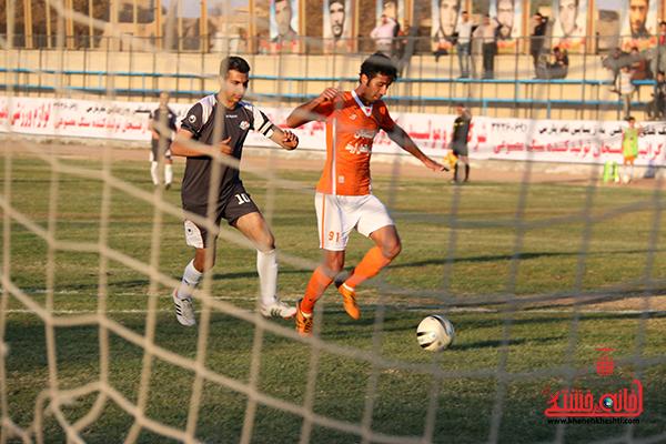مسابقات فوتبال مس رفسنجان با رسانه ورزش38