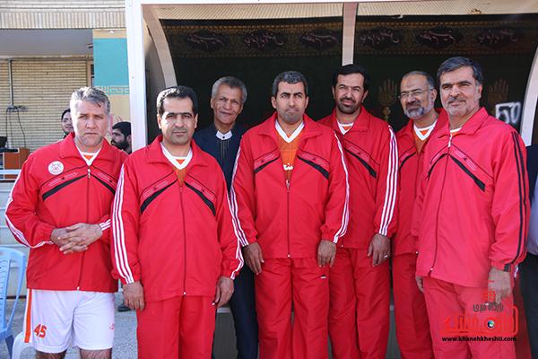 مسابقات فوتبال مس رفسنجان با رسانه ورزش42
