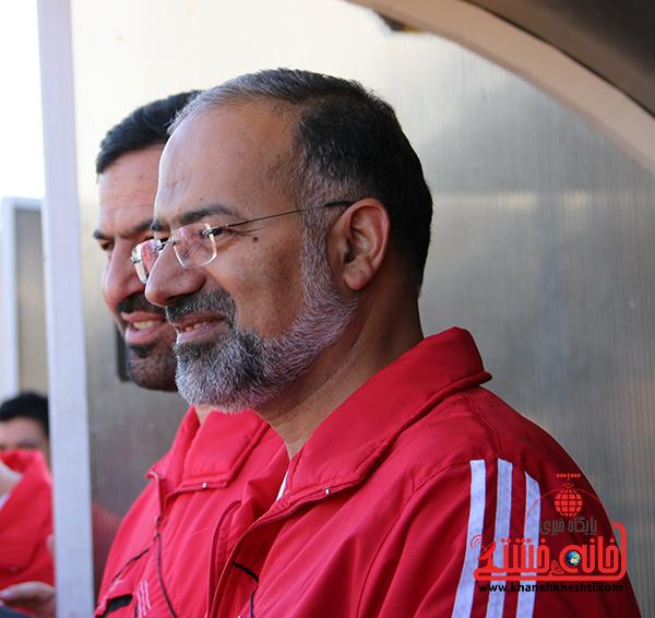 مسابقات فوتبال مس رفسنجان با رسانه ورزش44
