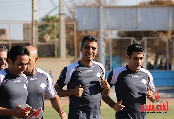 مسابقات فوتبال مس رفسنجان با رسانه ورزش45