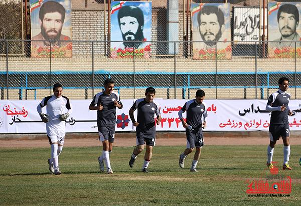 مسابقات فوتبال مس رفسنجان با رسانه ورزش46