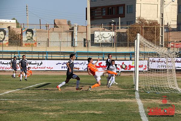 مسابقات فوتبال مس رفسنجان با رسانه ورزش6