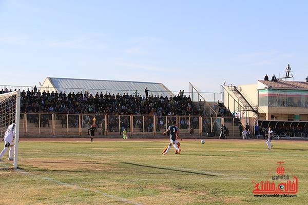 مسابقات فوتبال مس رفسنجان با رسانه ورزش9