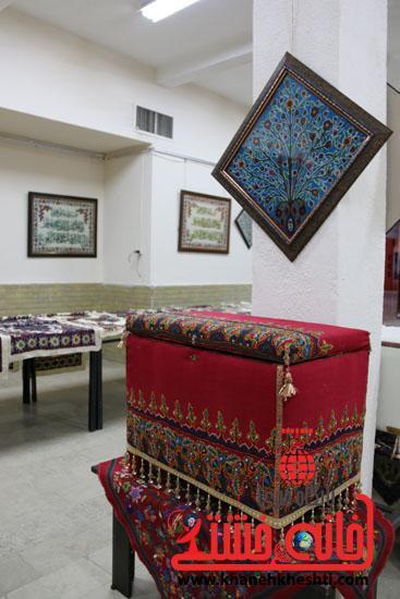 نمایشگاه پته شهرک سرچشمه-رفسنجان-خانه خشتی (11)