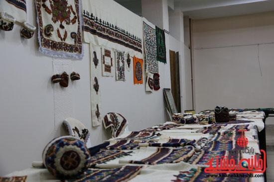 نمایشگاه پته شهرک سرچشمه-رفسنجان-خانه خشتی (2)