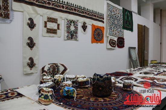 نمایشگاه پته شهرک سرچشمه-رفسنجان-خانه خشتی (3)
