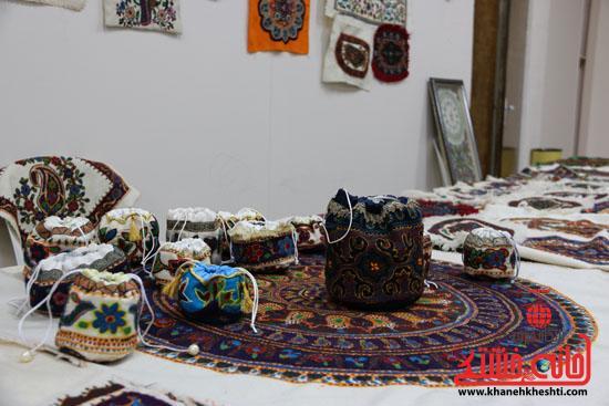 نمایشگاه پته شهرک سرچشمه-رفسنجان-خانه خشتی (5)