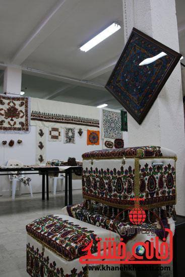 نمایشگاه پته شهرک سرچشمه-رفسنجان-خانه خشتی (6)