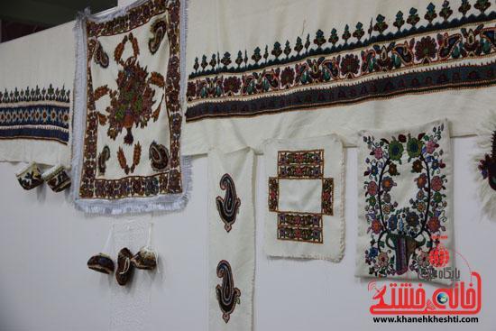 نمایشگاه پته شهرک سرچشمه-رفسنجان-خانه خشتی (8)