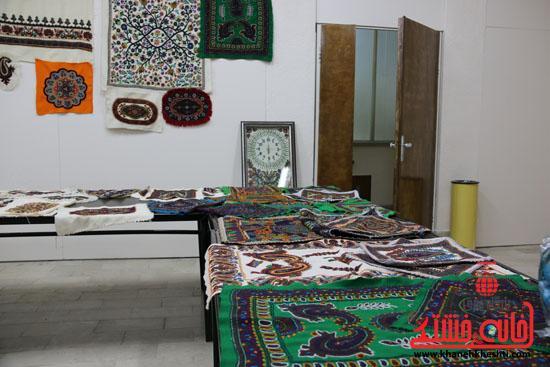 نمایشگاه پته شهرک سرچشمه-رفسنجان-خانه خشتی