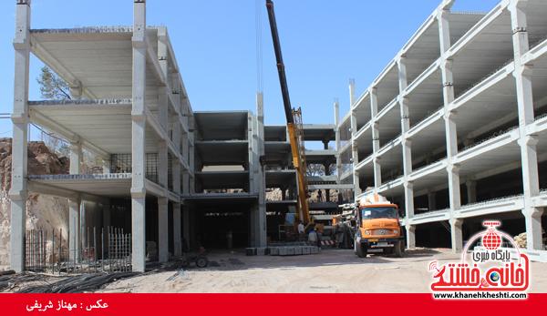 ۵ پارکینگ طبقاتی در دستور کار شهرداری رفسنجان