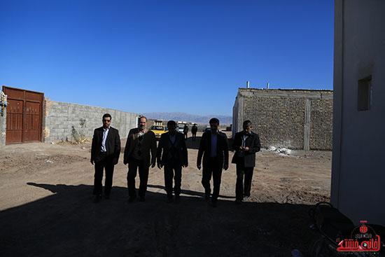 کمیته امداد رفسنجان-خانه خشتی (2)
