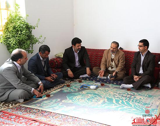 کمیته امداد رفسنجان-خانه خشتی