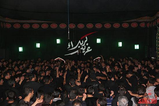 یادواره شهدا و خادمین بیت العباس رفسنجان-خانه خشتی (7)