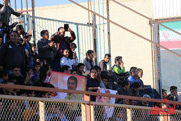 5مسابقات فوتبال مس رفسنجان با رسانه ورزش