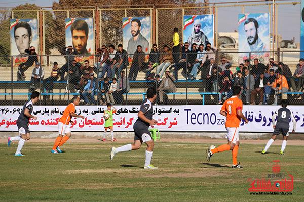 7مسابقات فوتبال مس رفسنجان با رسانه ورزش