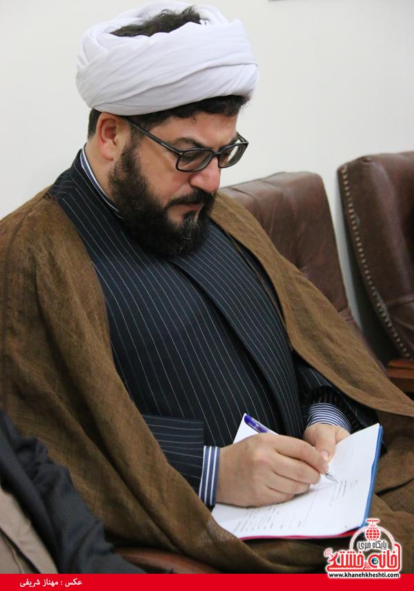 شیخ علی هاشمیان-رفسنجان-خانه خشتی