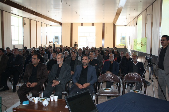 همایش بررسی و حفاظت از منابع آب در کشکوئیه برگزار شد